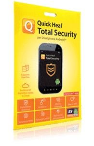 Quick Heal Total Security per Smartphone Android